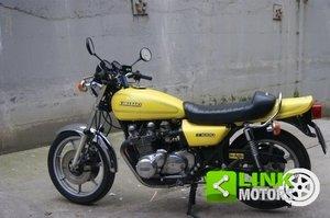 1980 kawasaki Z 1000 CON MOTORE PERFETTO