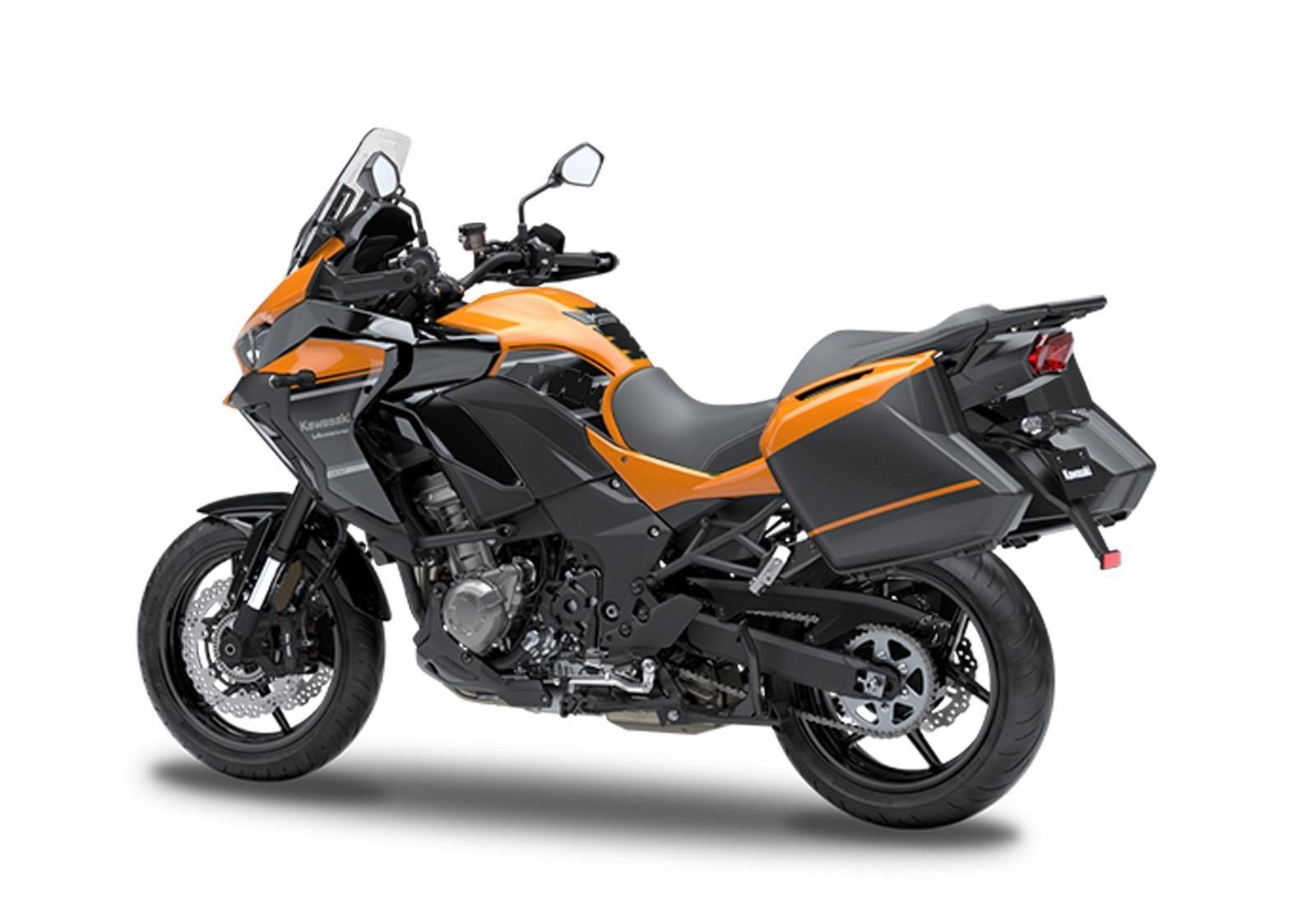 New 2019 Kawasaki Versys 1000 ABS** FREE Tourer UPGRADE** For Sale (picture 2 of 6)