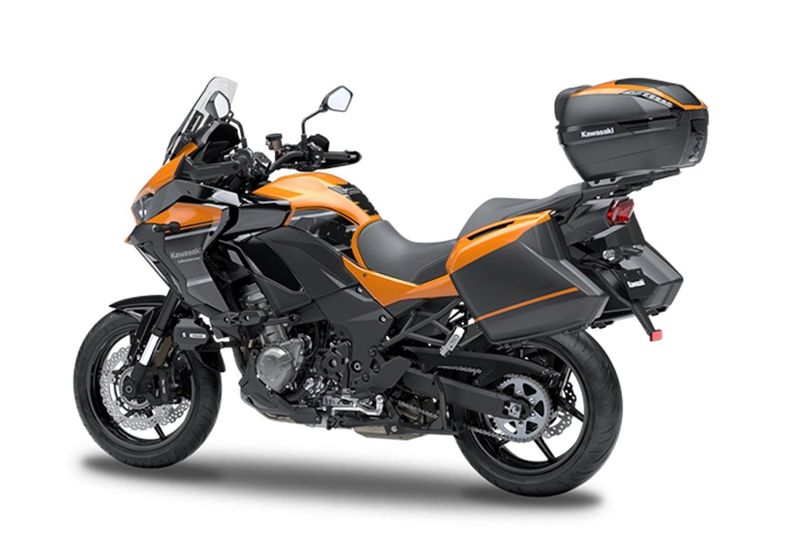 NEW 2019 Kawasaki Versys 1000 GT £1,000 PAID, FREE DELIVERY For Sale (picture 2 of 6)