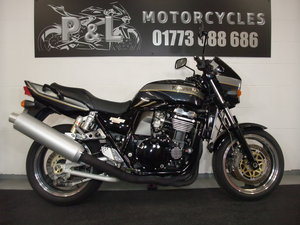 2000 KAWASAKI ZRX1100 - STUNNING SUPER LOW MILEAGE