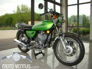 1976 Kawasaki KH 500 / H1 Mach VIDEO ! For Sale