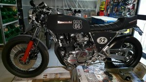 1977 Kawasaki KZ1000A1 - Z1000 A1 '77 - KZ For Sale