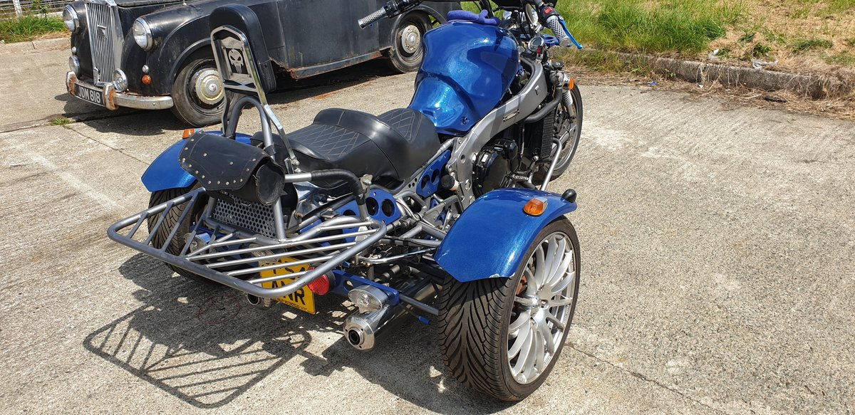 2005 very nice very well engineered g force trike For Sale (picture 3 of 6)
