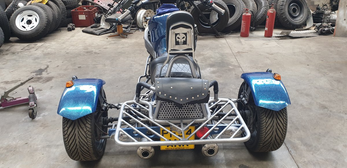 2005 very nice very well engineered g force trike For Sale (picture 4 of 6)