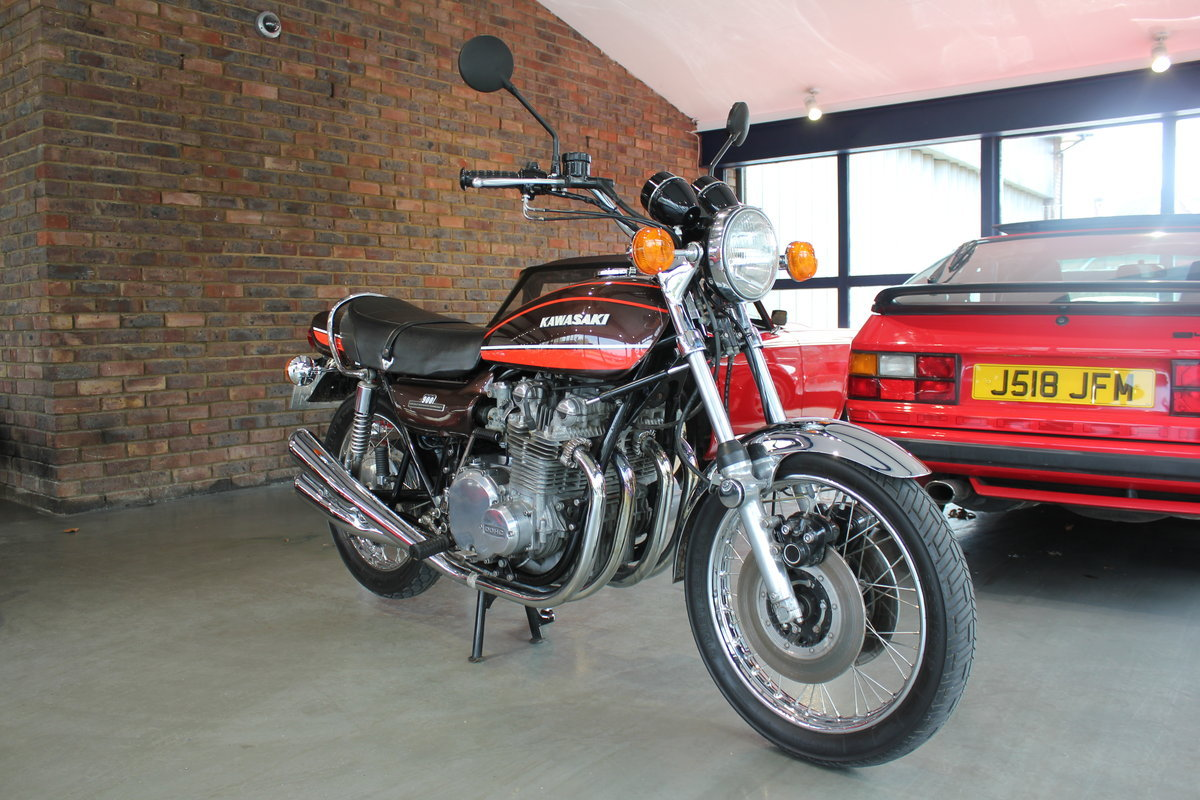 1974 Kawasaki Z1A 903 SOLD (picture 1 of 6)