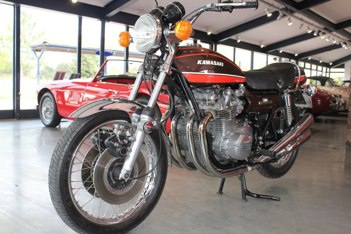 1974 Kawasaki Z1A 903 SOLD (picture 6 of 6)
