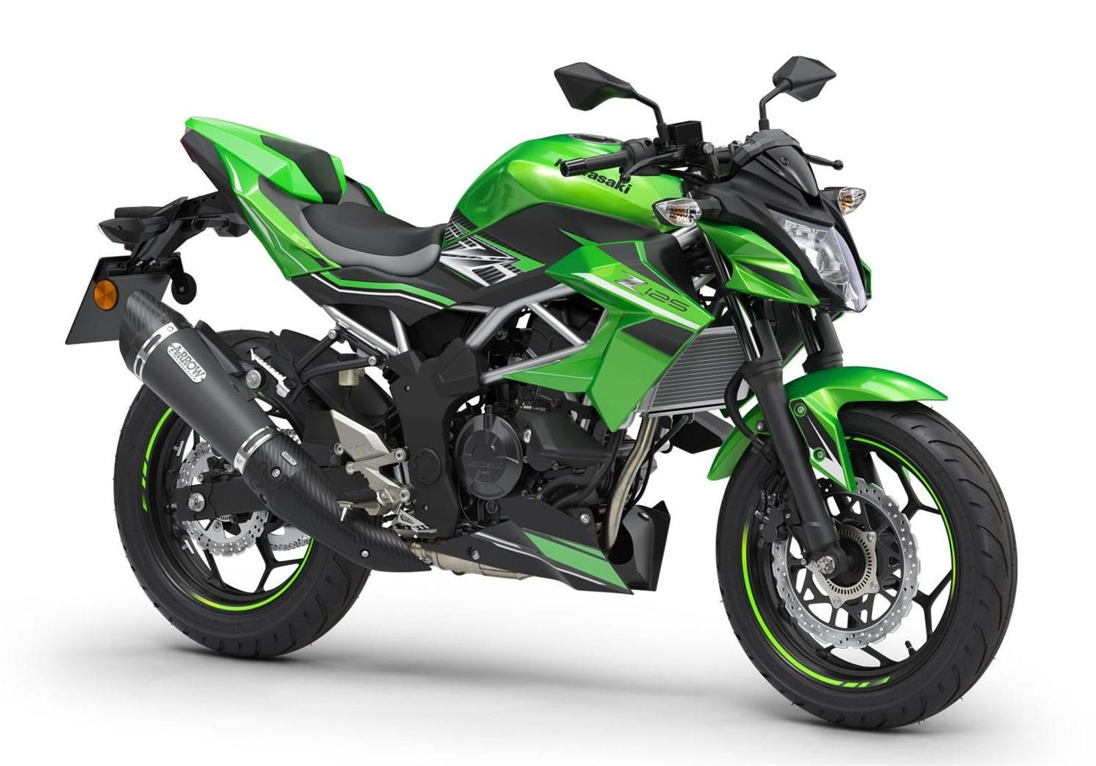 New 2019 Kawasaki Z125 ABS Performance **FREE Delivery** For Sale (picture 1 of 6)