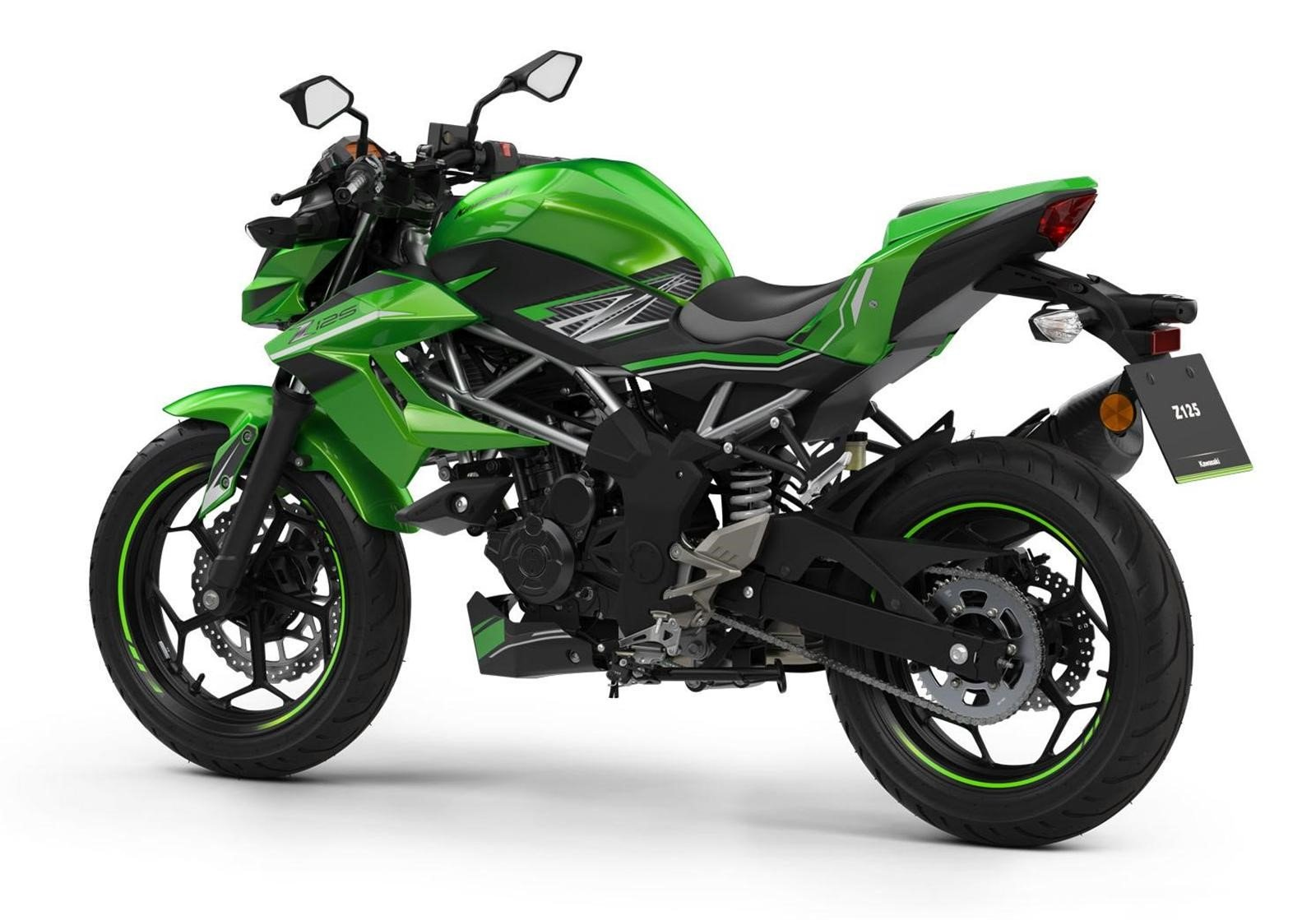 New 2019 Kawasaki Z125 ABS Performance **FREE Delivery** For Sale (picture 2 of 6)