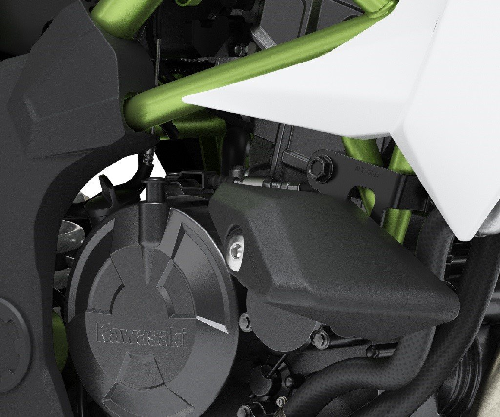 New 2019 Kawasaki Z125 ABS Performance **FREE Delivery** For Sale (picture 5 of 6)