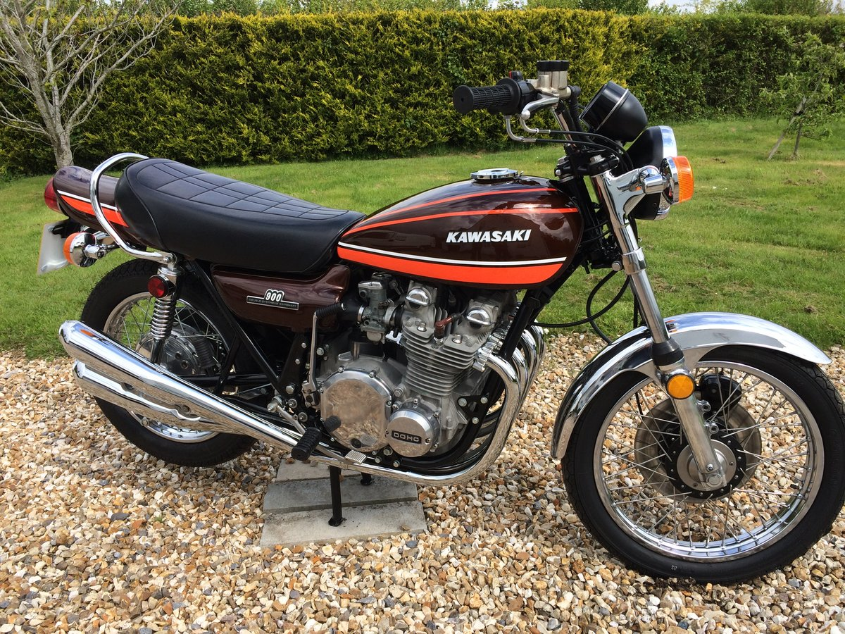 1974 Fully Restored Kawasaki Z1A  For Sale (picture 1 of 6)
