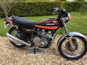 1974 Fully Restored Kawasaki Z1A
