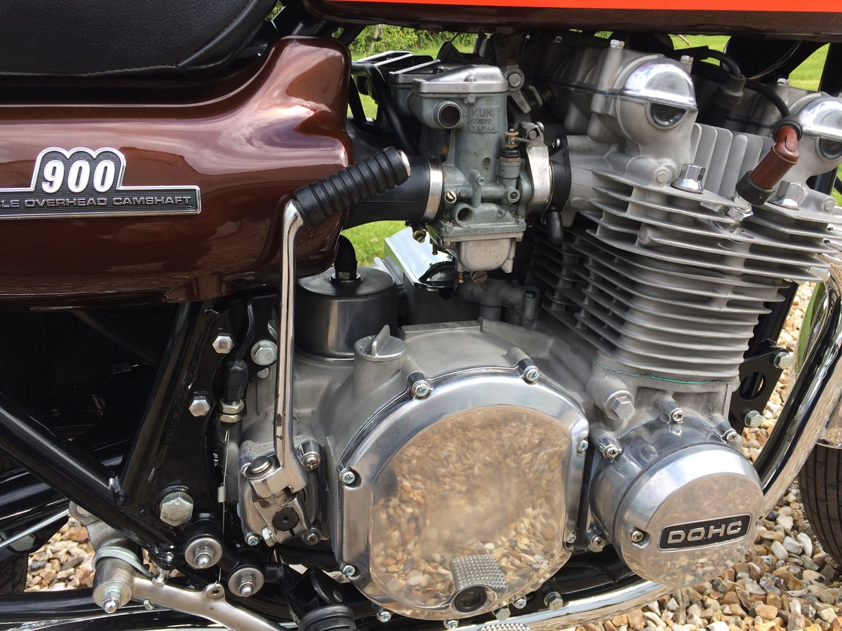 1974 Fully Restored Kawasaki Z1A  For Sale (picture 5 of 6)