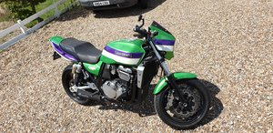 2000 ZRX 1100 IMMACULATE MUSCLE BIKE For Sale