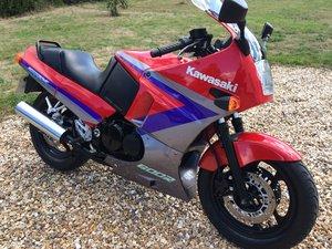 1995 Kawasaki GPX 600 SOLD