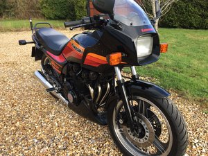 Kawasaki GPZ550  For Sale