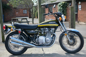 Kawasaki Z1A Z1 A 1974 Fresh in from a US museum *A MUST SEE For Sale