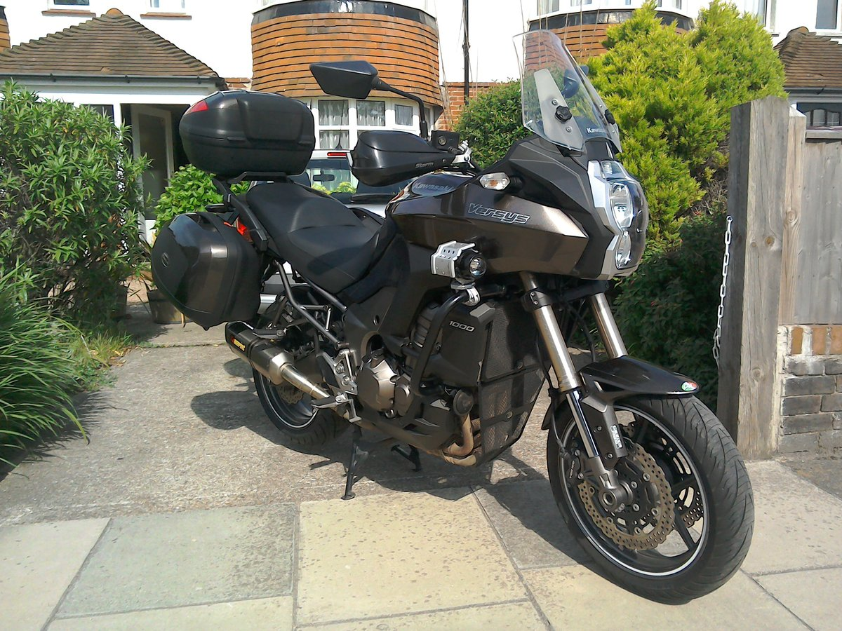 2012 KAWASAKI VERSYS 1000 ABS GRAND TOURER For Sale (picture 2 of 6)