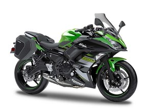 NEW 2019 Kawasaki Ninja 650 KRT Touring **SAVE £800** For Sale
