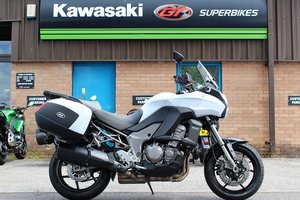 2012 62 Kawasaki Versys 1000 ABS Adventure TOurer For Sale