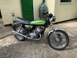 Kawasaki H1d 500 Triple 1972 For Sale