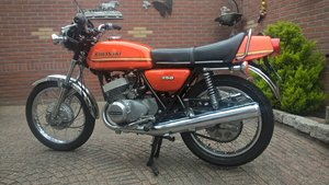 Kawasaki S1 250 two stroke 1975 SOLD