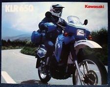 Kawasaki KLR650 A3 1989 Original Survivor ADV bike For Sale (picture 1 of 4)