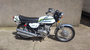 1972 Kawasaki S1 250 2/stroke triple For Sale