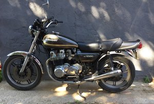 1977 kawasaki kz1000 a2 For Sale