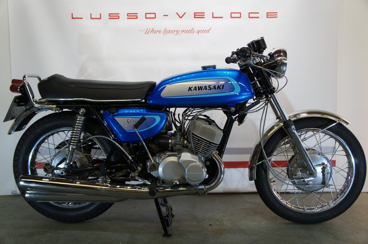 1971 Kawasaki KH500 H1A  For Sale (picture 1 of 6)