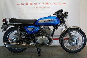 Picture of 1971  Kawasaki KH500 H1A