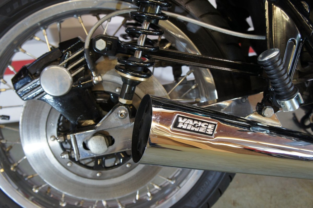 Kawasaki Z1000 Cafe racer  For Sale (picture 3 of 6)