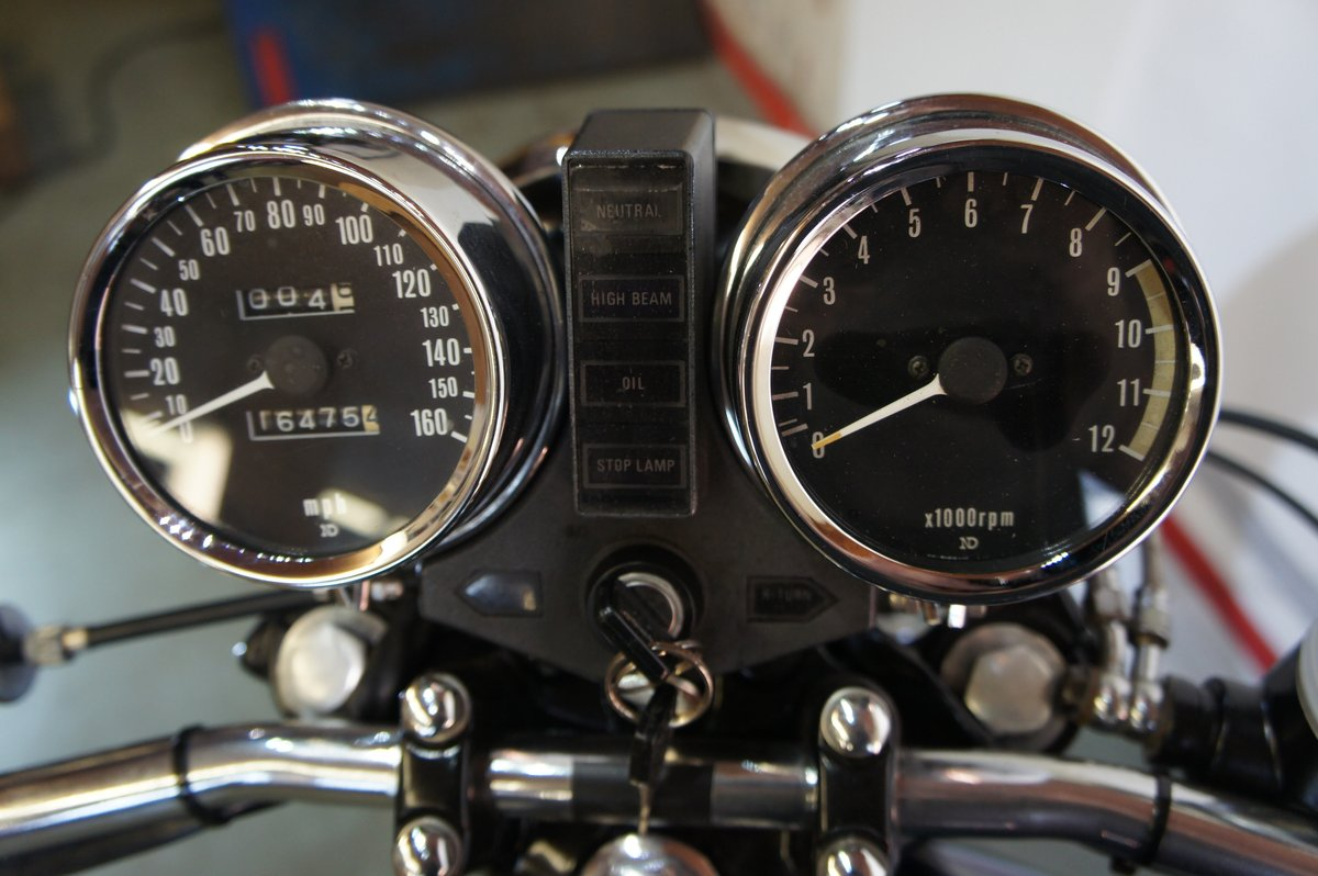 Kawasaki Z1000 Cafe racer  For Sale (picture 5 of 6)