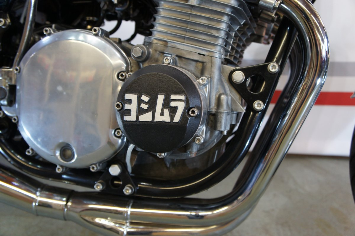 Kawasaki Z1000 Cafe racer  For Sale (picture 6 of 6)