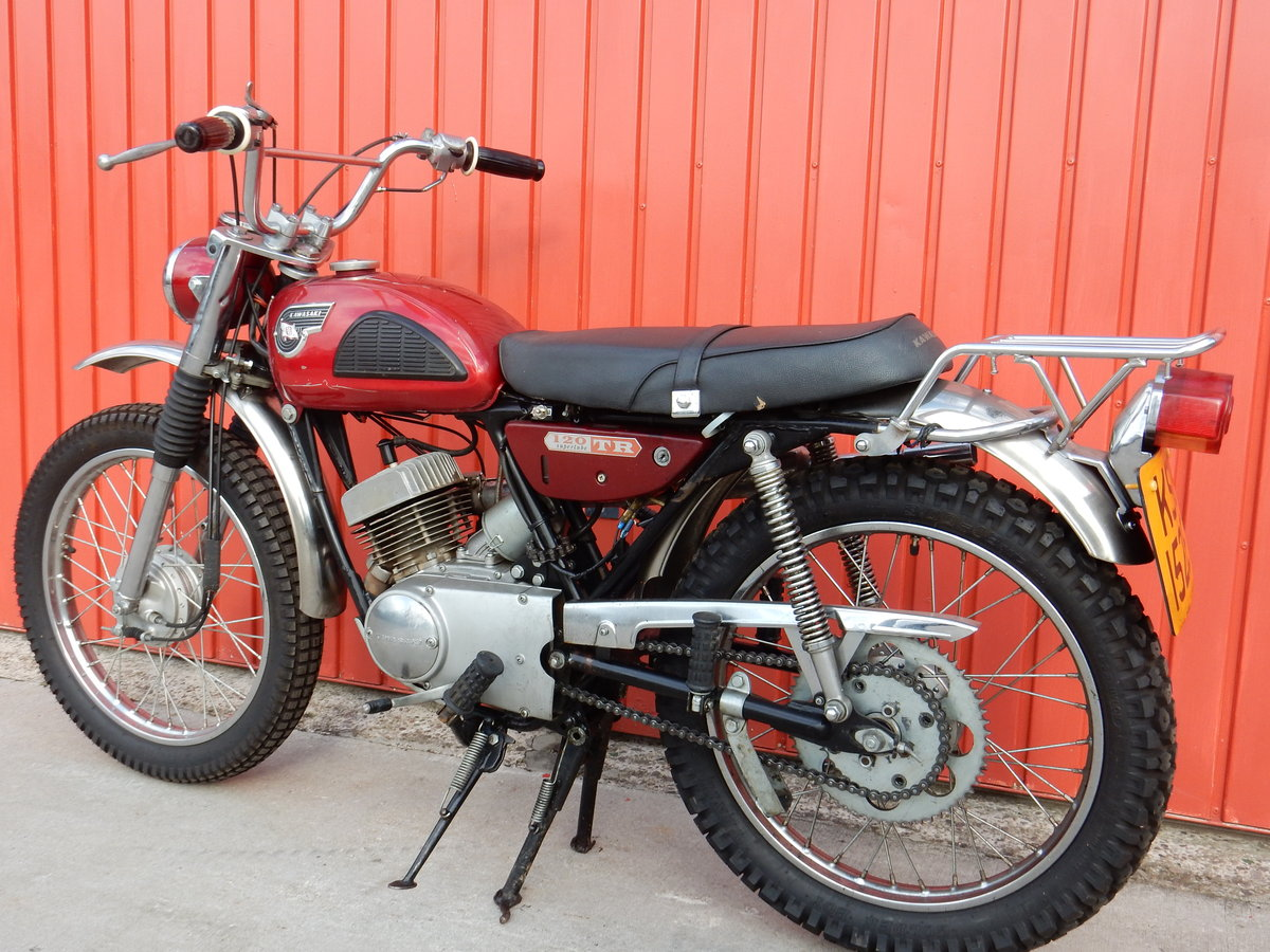 1967 Kawasaki C2TR 120 Trail For Sale (picture 2 of 6)