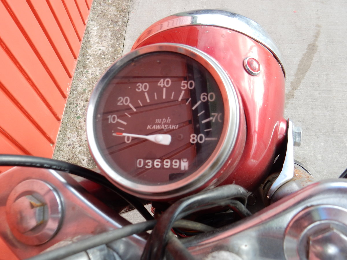 1967 Kawasaki C2TR 120 Trail For Sale (picture 3 of 6)