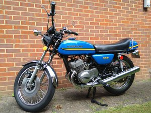 1972 Kawasaki S2A 350 Rare and Immaculate  For Sale