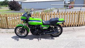1985  Kawasaki Z1100R Eddie Lawson