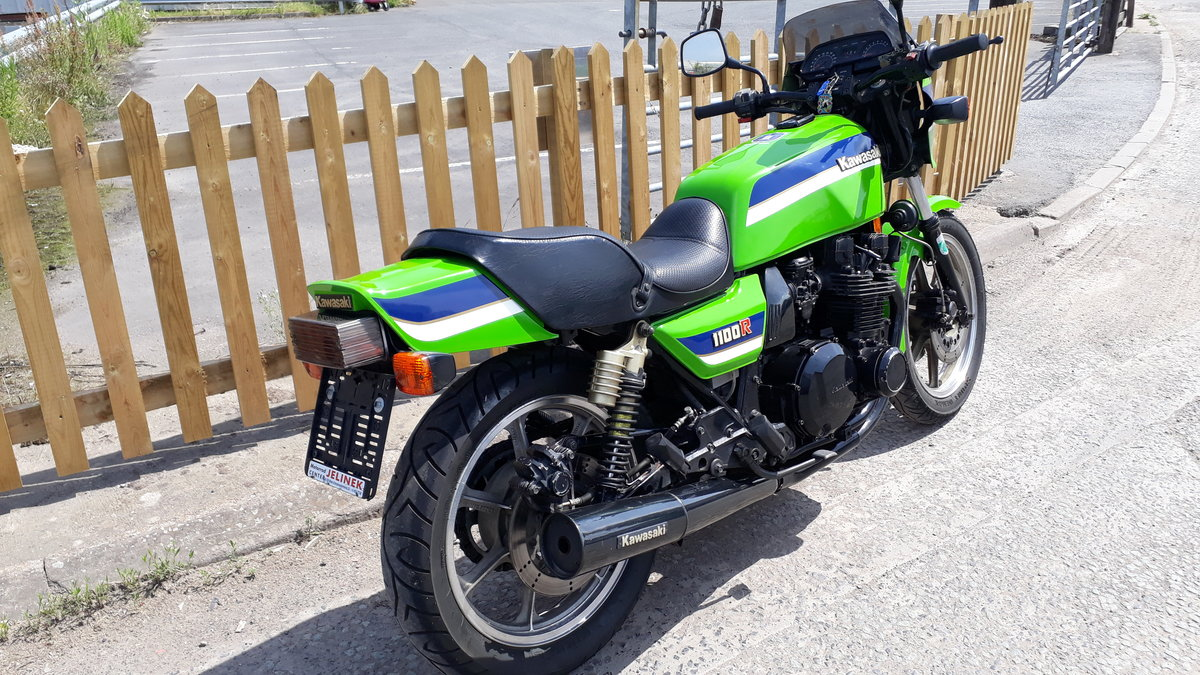 1985  Kawasaki Z1100R Eddie Lawson For Sale (picture 2 of 6)