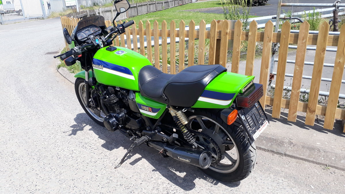 1985  Kawasaki Z1100R Eddie Lawson For Sale (picture 3 of 6)