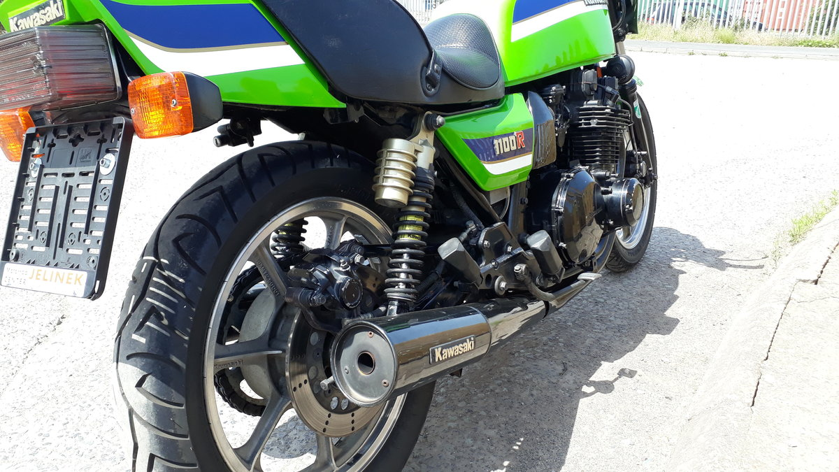 1985  Kawasaki Z1100R Eddie Lawson For Sale (picture 4 of 6)