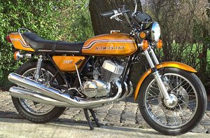 1972 Kawasaki H2 new  For Sale