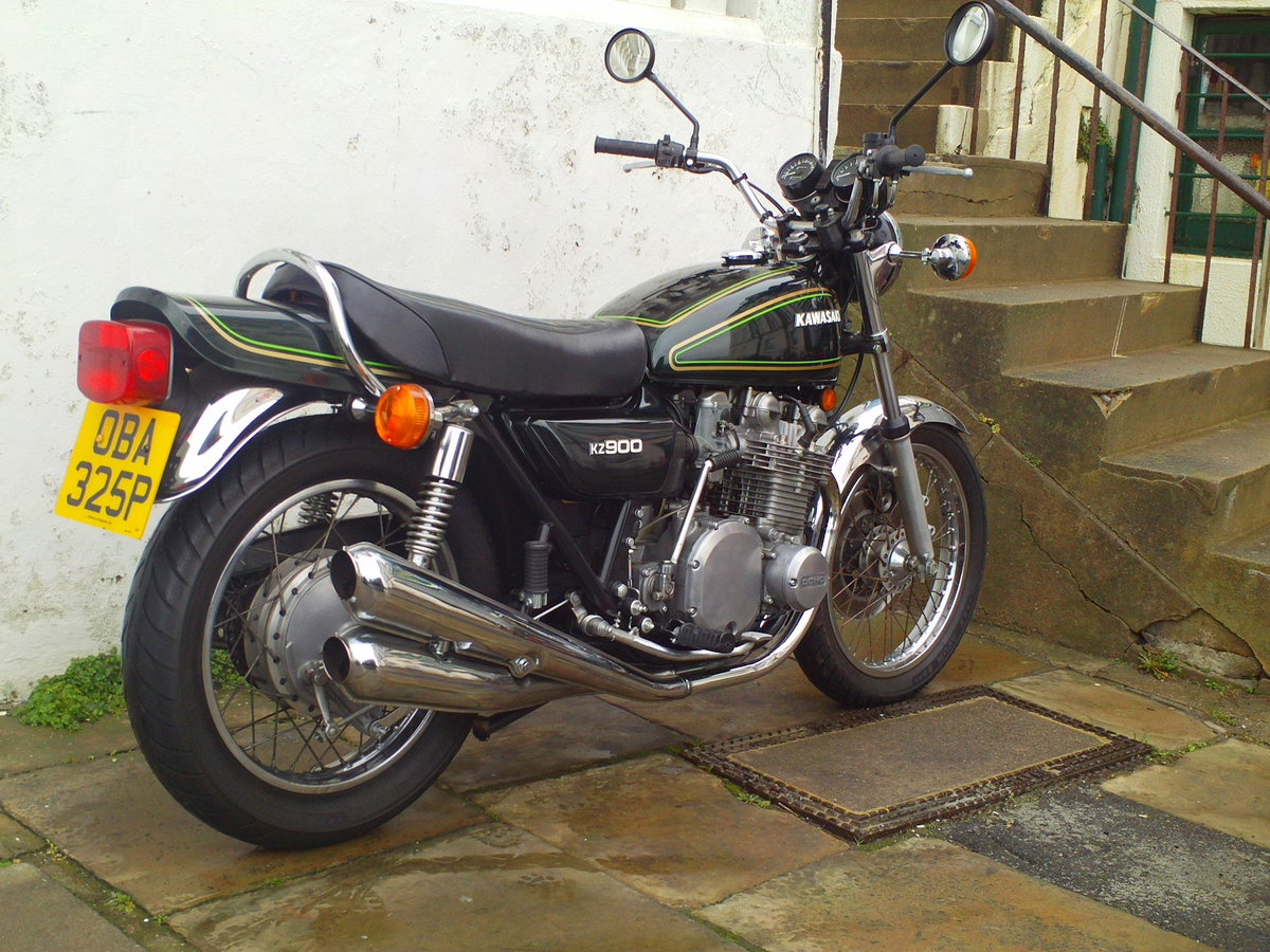 1976 KAWASAKI Z900 A4 SOLD (picture 2 of 6)