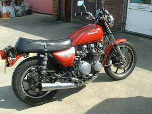 1979 Kawasaki z650 For Sale