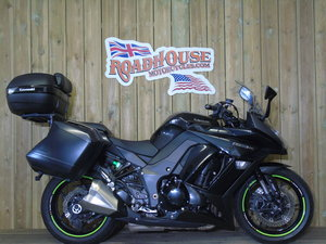 Kawasaki ZX 1000 SX 2016 Full Service History Low Rate Finan For Sale