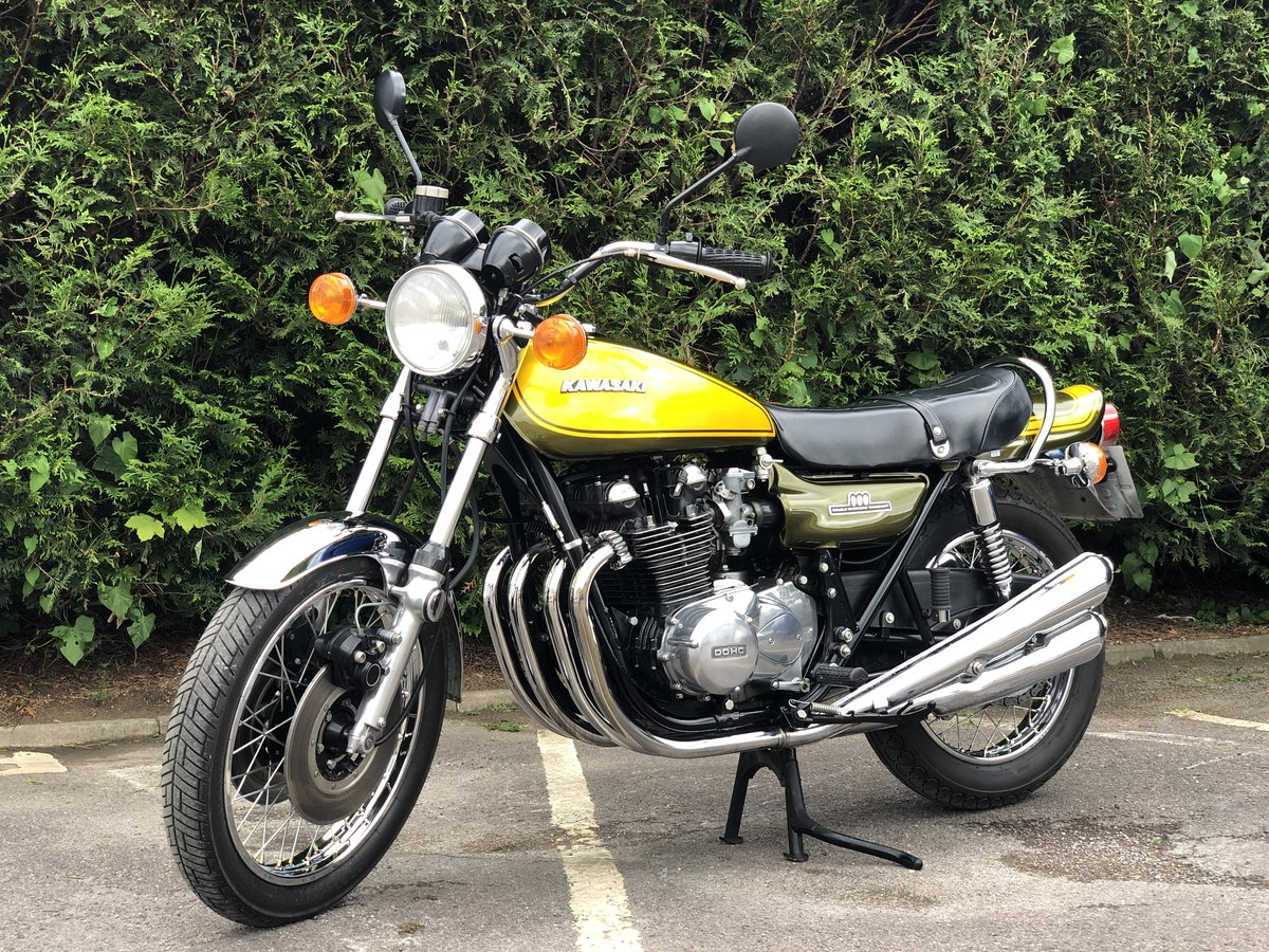 1973 Kawasaki Z1 900.  An outstanding example! For Sale (picture 1 of 6)