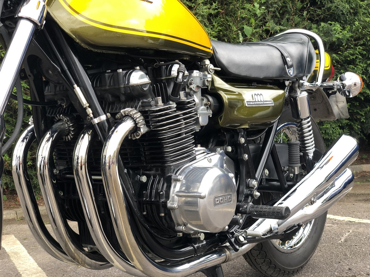 1973 Kawasaki Z1 900.  An outstanding example! For Sale (picture 4 of 6)