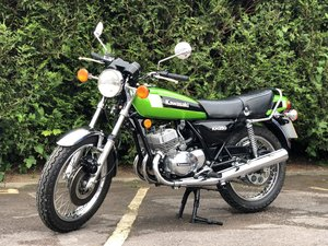 Kawasaki KH 250 1980 Restored Condition !! SOLD