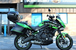 2018  18 Kawasaki Versys 650 ABS SE Grand Tourer
