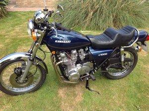 1976 Kawasaki z1000 A1