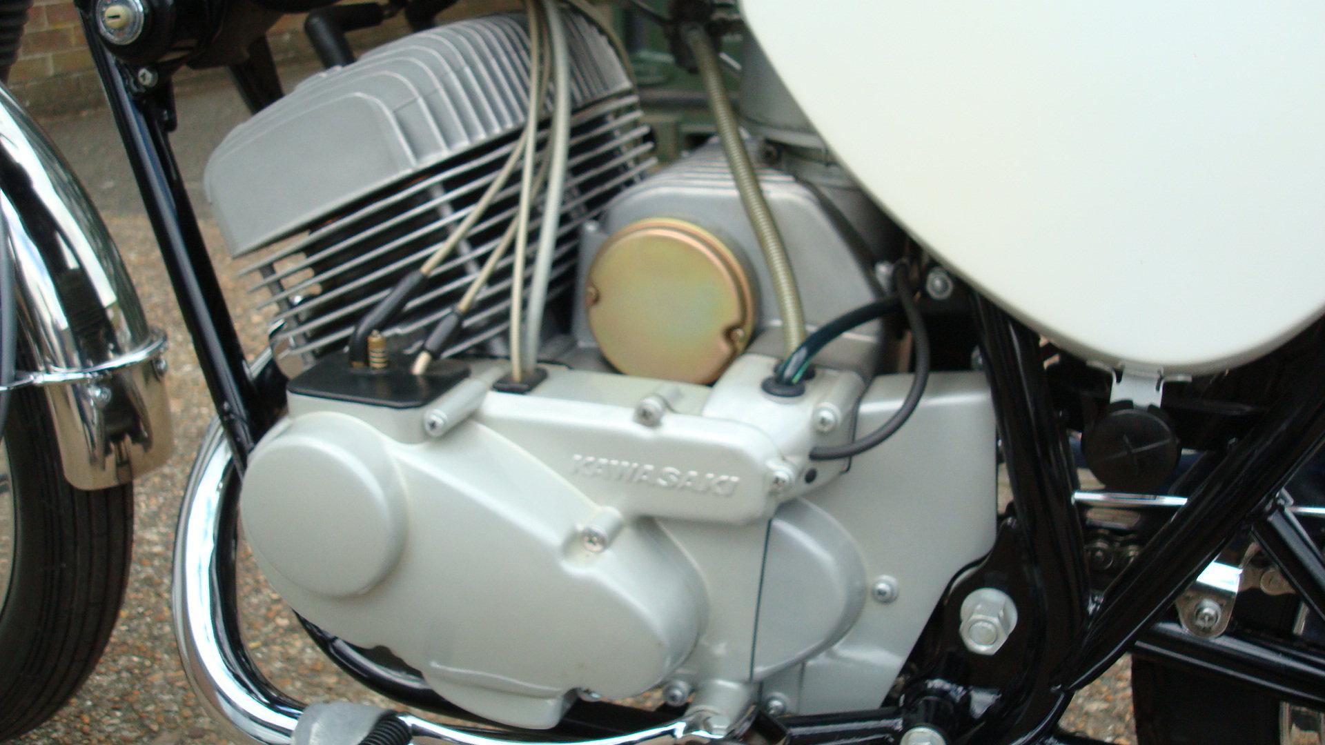 Kawasaki A1A Samurai 250 1970-J **SHOW STANDARD,RESTORED** For Sale (picture 5 of 6)